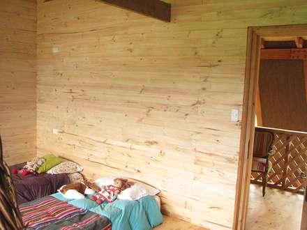 : Dormitorios de estilo moderno por Estudio Terra Arquitectura & Restauro