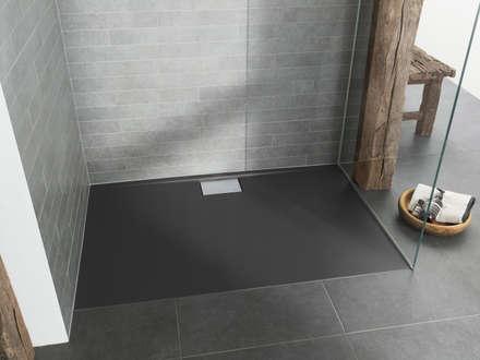 badezimmer ideen, design und bilder | homify - Moderne Badezimmer Mit Dusche Und2