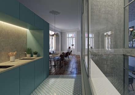 MAH : Habitações  por Gabriela Pinto Arquitetura