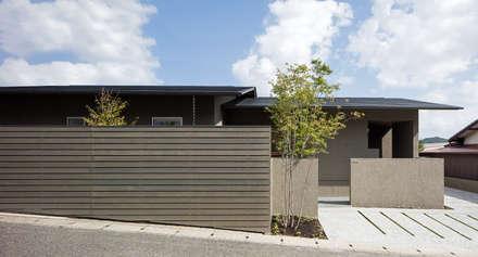 鞘ヶ谷の家: 柳瀬真澄建築設計工房 Masumi Yanase Architect Officeが手掛けた家です。