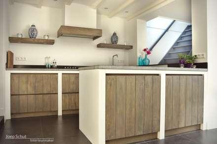 Landelijk Hoek Keuken : Keuken design ideeën inspiratie en foto s homify
