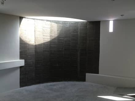 如詩般的光影:  窗戶與門 by 築遠建築