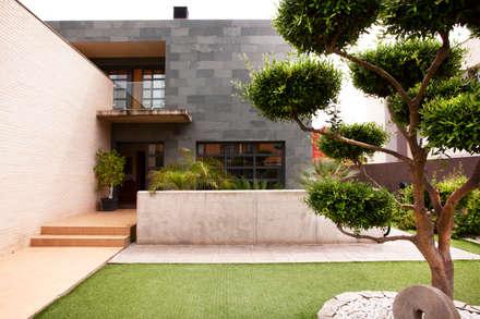 moderne Häuser von Gemmalo arquitectura interior
