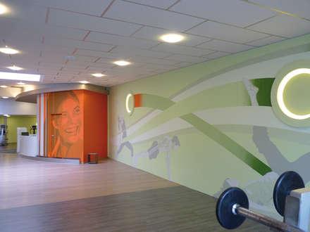 Fitnessraum zu hause  Fitnessraum Einrichtung, Ideen, Inspiration und Bilder | homify