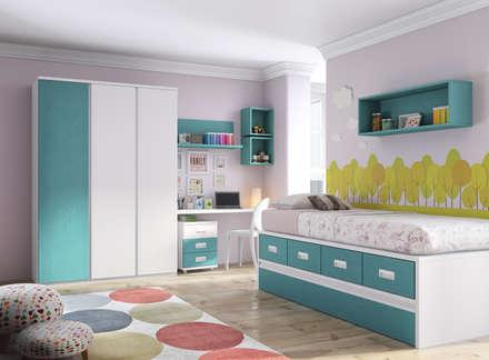 Dormitorios infantiles ideas dise os y decoraci n homify - Dormitorio infantil original ...