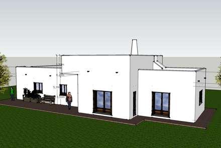 قبو النبيذ تنفيذ Rimolo & Grosso, arquitectos