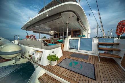 modern Yachts & jets by LEMUR Architekci