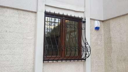 Fenster von Large Mimarlik