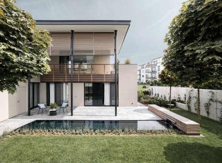Objekt 270   meier architekten: moderne Häuser von meier architekten