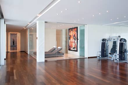 modern Gym by fernando piçarra fotografia