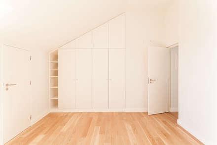 Terras 8: Quartos minimalistas por Colectivo Cais