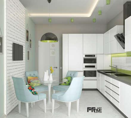 кухня в современном стиле: Кухни в . Автор – 'PRimeART'
