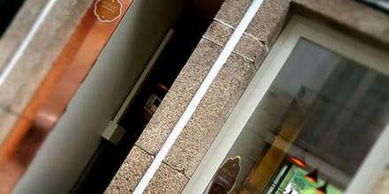 072.PM.15 | Moinho Pastelaria: Lojas e espaços comerciais  por Just an Architect | João Abreu Arquitectos