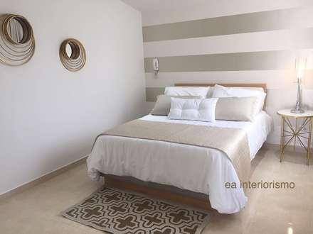 Eje Cafetero: Habitaciones de estilo clásico por ea interiorismo