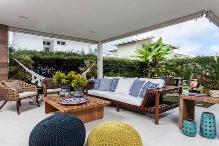 Terrace by criarprojetos | ARQUITETURA . INTERIORES . ENGENHARIA