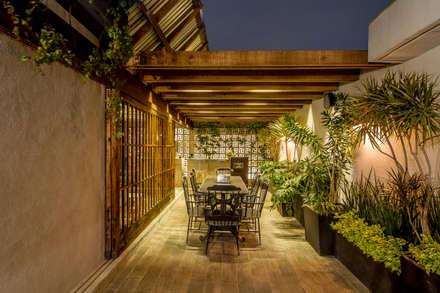 Terrace by HDA: ARQUITECTURA BIOCLIMATICA