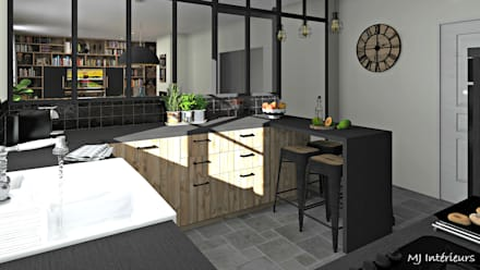 cuisine images id es et d coration homify. Black Bedroom Furniture Sets. Home Design Ideas