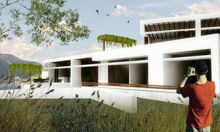 Rumah by tresarquitectos