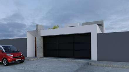 Garage Doors by Architektur