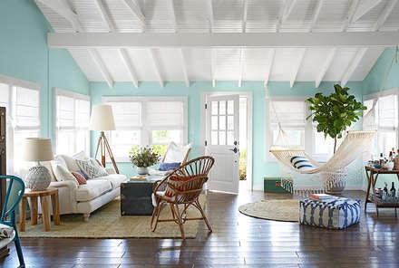 Evinin Ustası – Bu Benim Tarzım Diyebilcekmisiniz Hadi Bakalım: kırsal tarz tarz Oturma Odası