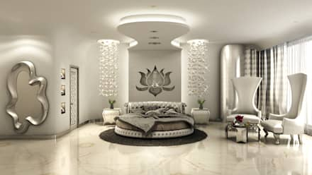 Serene Bedroom: Classic Bedroom By AAMRAPALI BHOGLE Part 90
