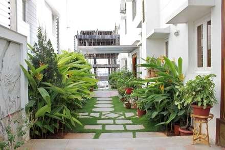 moderner Garten von The Inner Story
