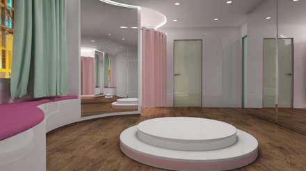 FNG DESIGN – FNG DESIGN: modern tarz Giyinme Odası