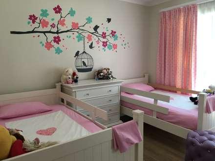 HOUSE MILLER: eclectic Bedroom by Covet Design