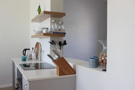 CHESTER ROAD: eclectic Kitchen by Covet Design