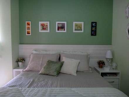 Phòng ngủ by TODDO Arquitetura e Engenharia