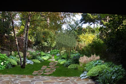 rustic Garden by Sophie coulon - Architecte Paysagiste