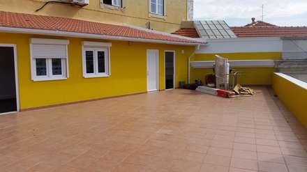 Terraço: Terraços  por Vitor Gil, Unip, Lda
