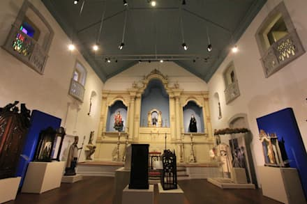 Museus  por Recyklare Projetos de Arquitetura , Restauro & Conservação