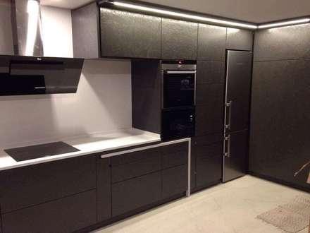 Cozinha: Cozinhas modernas por ARKIVO