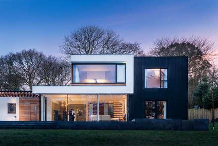 Astounding Modern Style House Design Ideas Pictures Homify Inspirational Interior Design Netriciaus