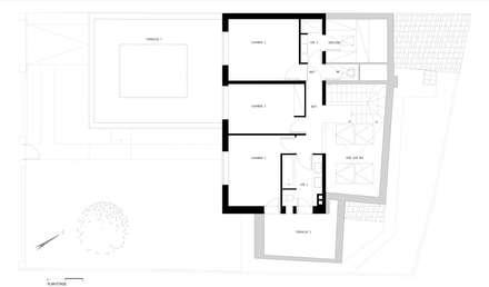 GAGNY: Jardin d'hiver de style  par Florence Gaudin architecte