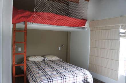 Dormitorios de estilo rústico por malu goni