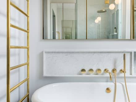 Islington House : eclectic Bathroom by Gundry & Ducker Architecture