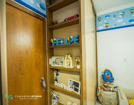 Chambre d'enfant de style de style Rustique par Camarina Studio