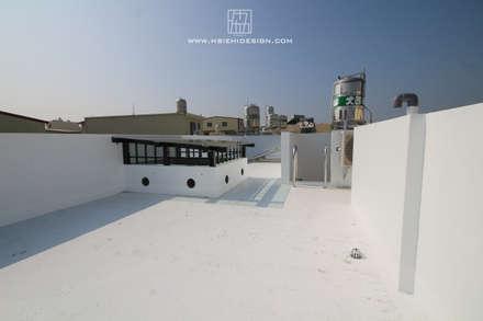 頂樓:  露臺 by 協億室內設計有限公司