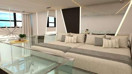 Hotels by 垼程建築師事務所/浮見月設計工程有限公司