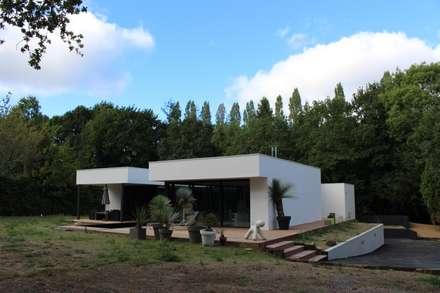 Style minimaliste id es inspiration pour espaces homify for Maison style minimaliste