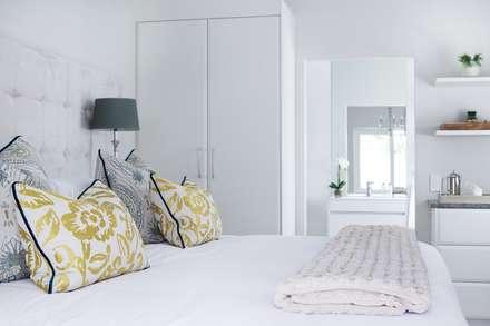 colonial Bedroom by Salomé Knijnenburg Interiors