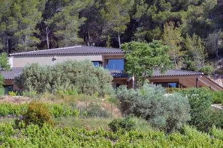 mediterranean Houses by Atelier Jean GOUZY