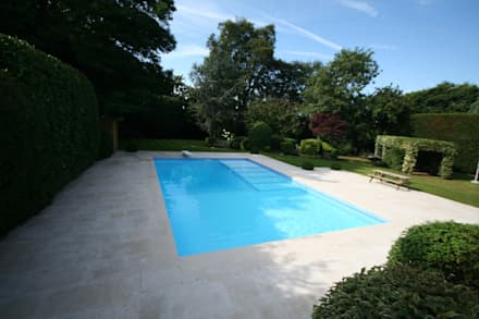 AFTER REFURBISHMENT: classic Pool by Tanby Swimming Pools