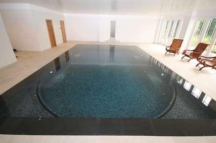 INDOOR POOL REFURBISHMENT No 4: modern Pool by Tanby Swimming Pools