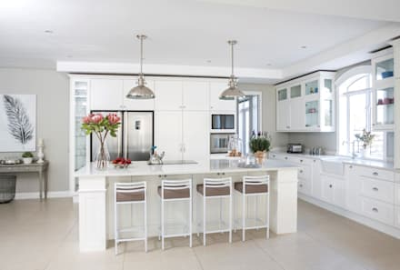 Kitchen: classic Kitchen by Salomé Knijnenburg Interiors