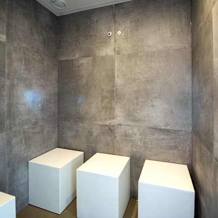 stoomcabine: moderne Spa door Heeren 3 Architecten