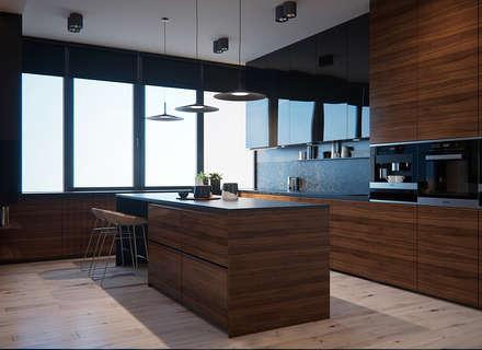 moderne Küche von GN ARCHİTECTURE OFFİCE