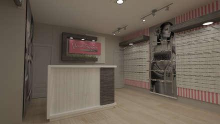 Offices & stores by Dies diseño de espacios
